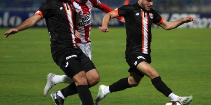 Adanaspor: 1 - EH Balıkesirspor: 1