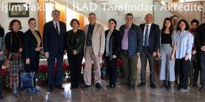 Çukurova Üniversitesi İletişim Fakültesi İLAD Tarafından Akredite Edildi