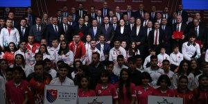 HKÜ'den Spora Ve Sporcuya Yüzde Yüz Destek