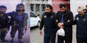 Adana'daki terör örgütü DEAŞ operasyonunda 2 tutuklama