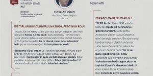 Mahrem imam, MİT tırlarının durdurulmasında FETÖ'nün rolünü anlattı..