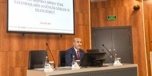 Vali Demirtaş: Tarımsal potansiyeliyle ülkemizin öncü kentlerinden biriyiz..