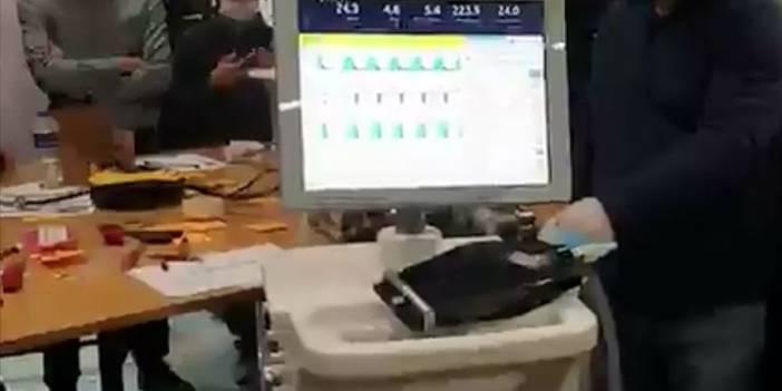 Selçuk Bayraktar'dan yerli solunum cihazı paylaşımı