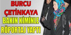 Burcu Çetinkaya Osman Baydemir ile röportaj yaptı
