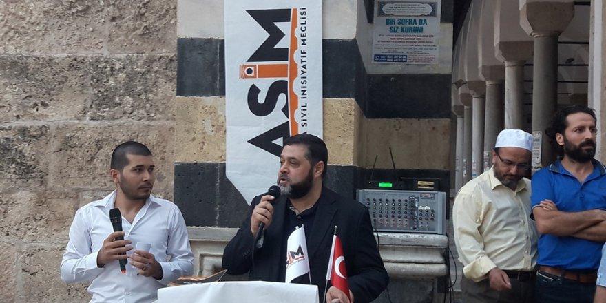 Osame Hamdan: 'Mescid-i Aksa'yı Siyonistlere Teslim Etmeyeceğiz..'