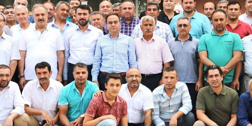 Adana İmam Hatip Lisesi Mezunları Bayramlaştı