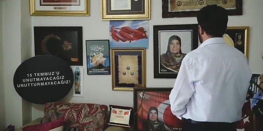 Cumhurbaşkanlığından '15 Temmuz' videosu