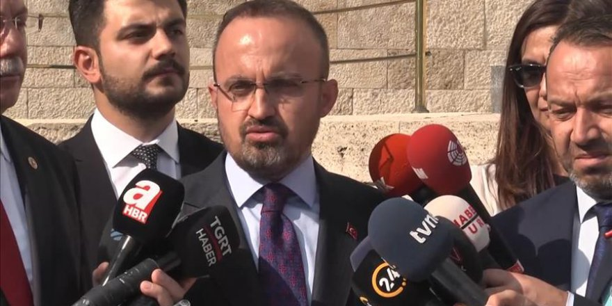 Turan: Olağanüstü hal 18 Temmuz itibariyle Türkiye'nin gündeminden kalkacaktır