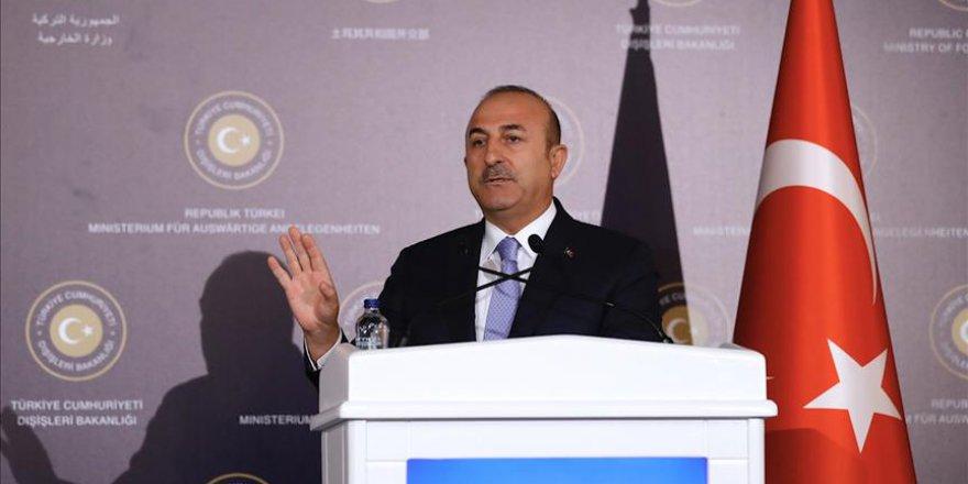 Dışişleri Bakanı Çavuşoğlu: Saldırıların amacı İdlib'i ele geçirmek