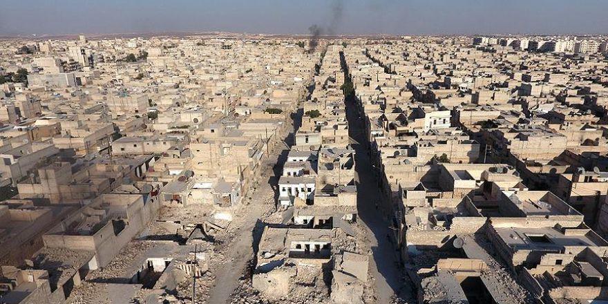 """Halep """"hayalet şehre"""" döndü"""