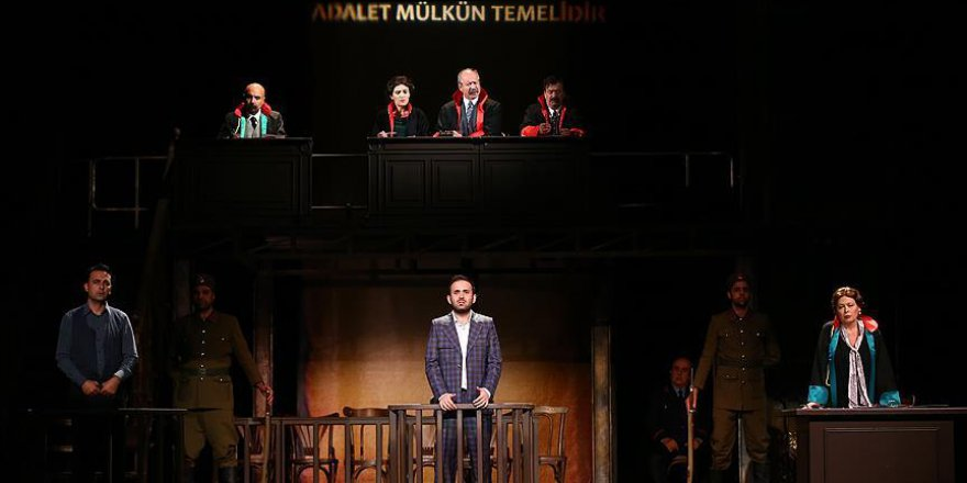 Devlet Tiyatrolarında perde 'Reis Bey' ile açılıyor