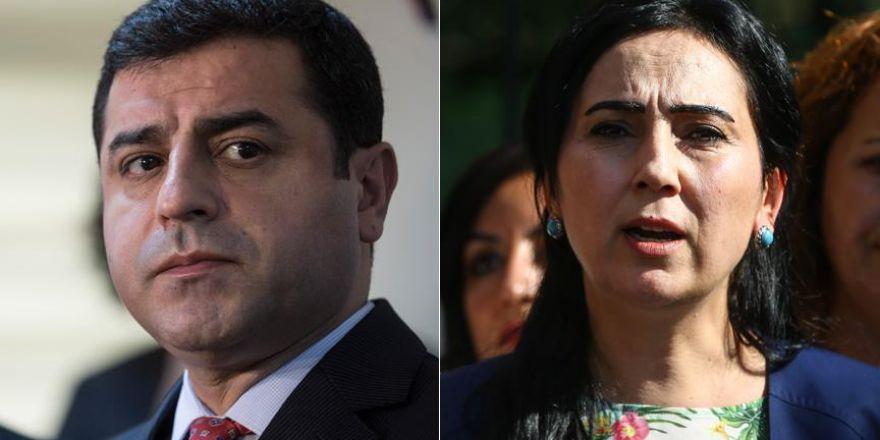9 HDP'li vekile terörden tutuklama