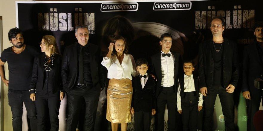Adana'da 'Müslüm' filminin gala gösterimi yapıldı
