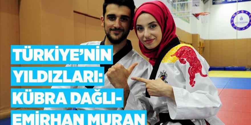 'Türkiye'nin Yıldızları': Kübra Dağlı-Emirhan Muran
