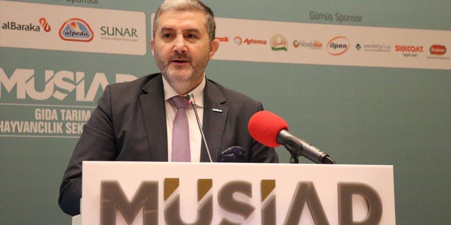 """""""Türkiye, dünyanın lider tarım üreticilerinden biri olmayı hak ediyor"""""""
