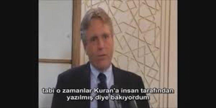 Ateist Profesör İslama Yolculuğunu Anlatıyor