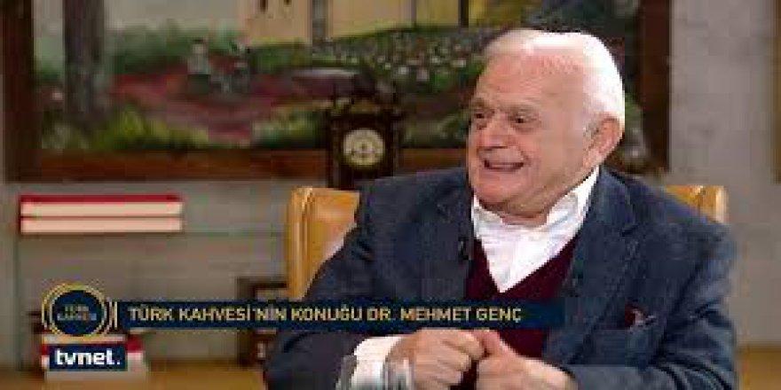 Türk Kahvesi - Dr. Mehmet Genç 3 Şubat 2019