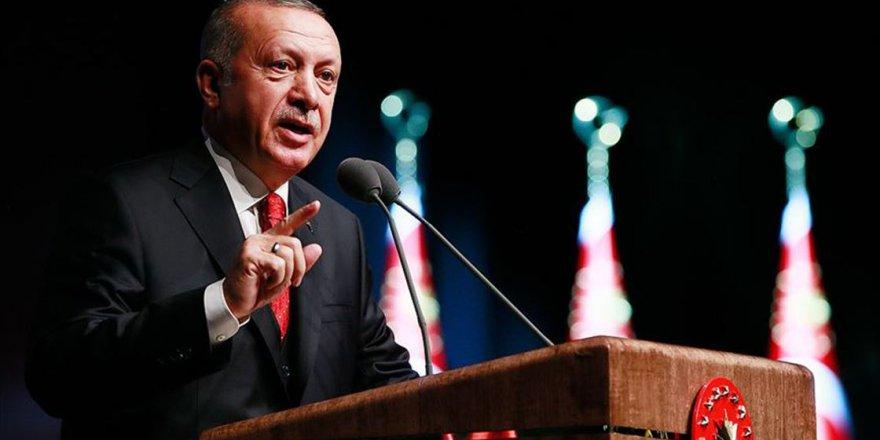 """""""Türkiye'yi bilim insanları için önemli bir cazibe merkezi haline getireceğiz.."""""""