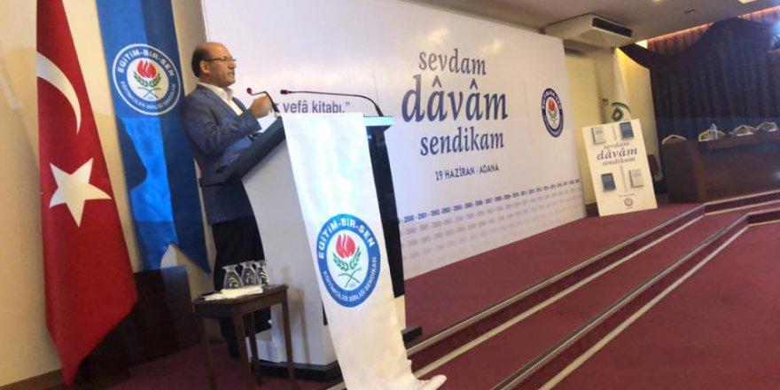 """""""sevdam davam sendikam"""" - Mehmet Sezer"""