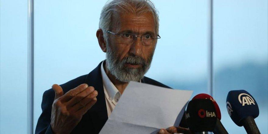 Teröristbaşı Öcalan'dan HDP'ye tarafsızlık çağrısı
