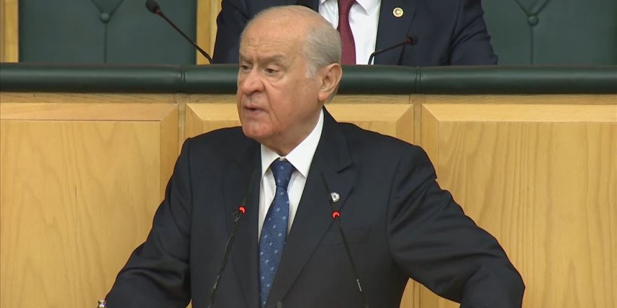 Bahçeli: Türkiye'nin kararlı yürüyüşünü devam ettirmeye ihtiyacı var