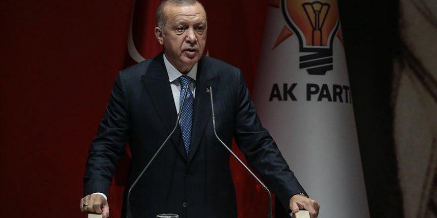 Erdoğan: MHP ile güç birliğine devam edeceğiz
