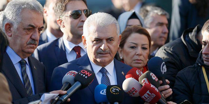 Başbakan Yıldırım: Halkın iradesine başvurmak ihanet değildir