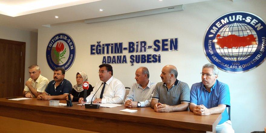 """Nennioğlu:  """"Ne makul ne de makbul bir teklif var sadece malul bir teklif var"""""""