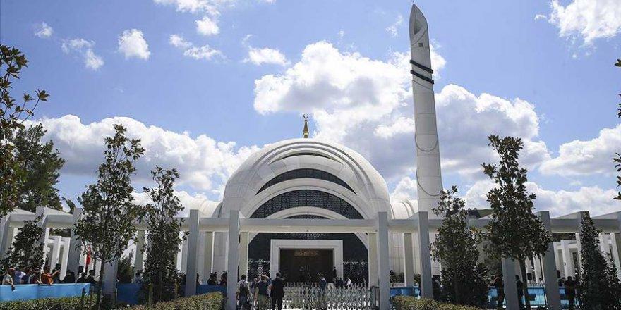 İTÜ Abdülhakim Sancak Camisi açıldı
