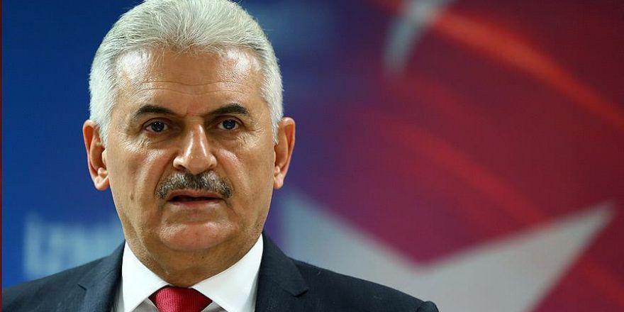 Başbakan Yıldırım: Avrupa'nın güvenliği Türkiye'den başlar