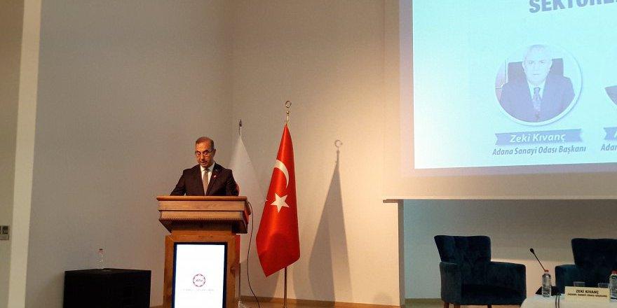 ATÜ Rektörü Prof. Dr. Tümay: 'Üniversitemiz Çukurova Teknokent'in en büyük ortağıdır..'