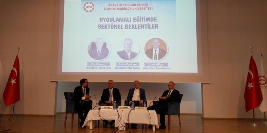 ASO Başkanı Zeki Kıvanç:  Sanayi ve okul arasında köprü oluyoruz..