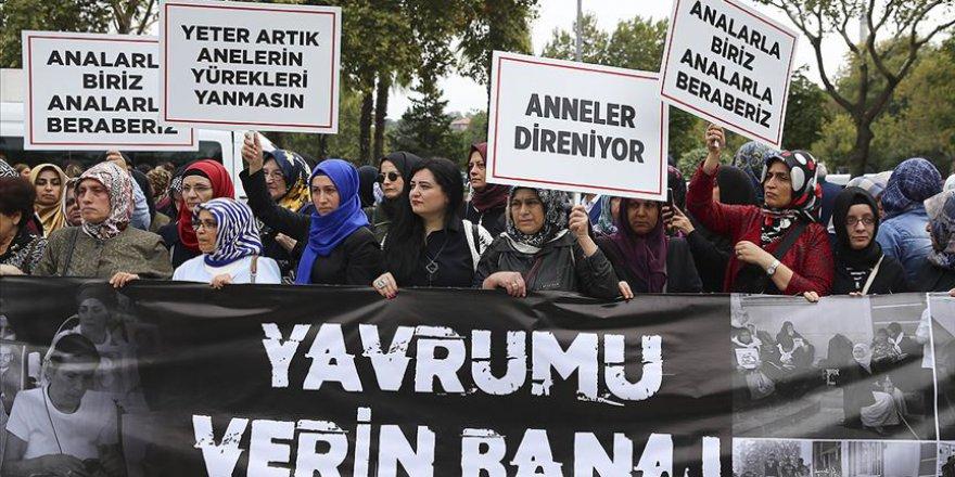 Diyarbakır annelerine 81 ilden destek
