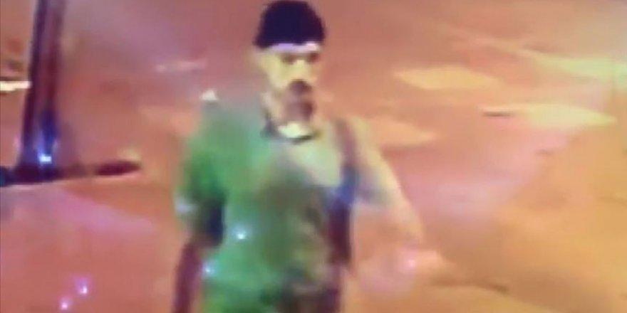 Terörist bombalı saldırı öncesi peruk takarak keşif yapmış