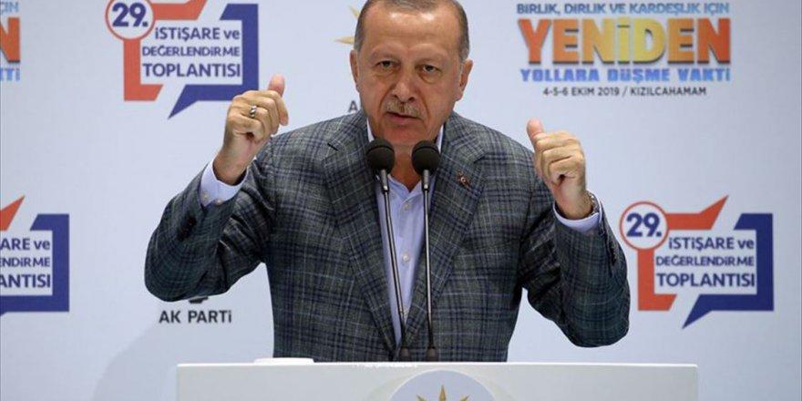 'AK Parti, milletimizin tek umudu olma vasfını koruyor'