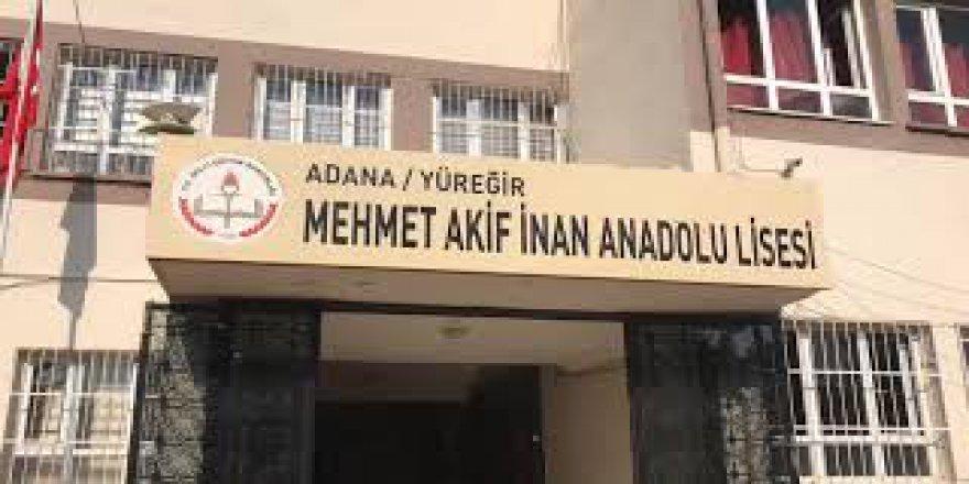 Mehmet Akif İnan Anadolu Lisesi 5. TÜBİTAK 4006 Bilim Fuarı