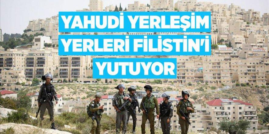 Filistin topraklarında 52 yıllık işgal