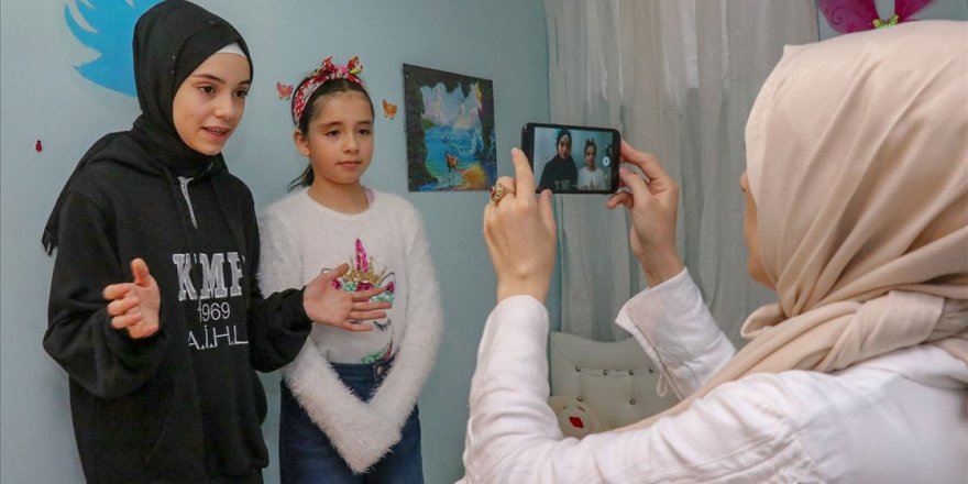 Suriyeli kardeşlerden dünyaya 3 dilde yardım çağrısı