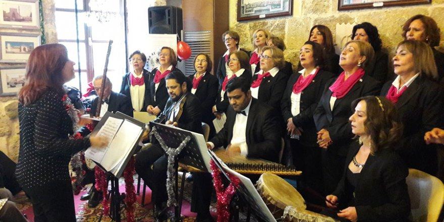 Ramazanoğlu Konağı'nda Yılın Son Türk Sanat Müziği Konseri..
