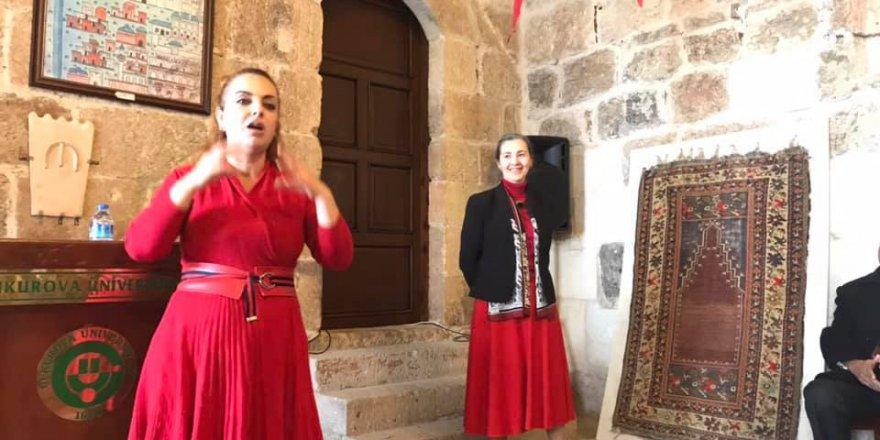 """Ramazanoğlu Konağı'nda """"Diksiyon: Güzel Konuşma Sanatı"""" Konulu Konferans Yapıldı.."""