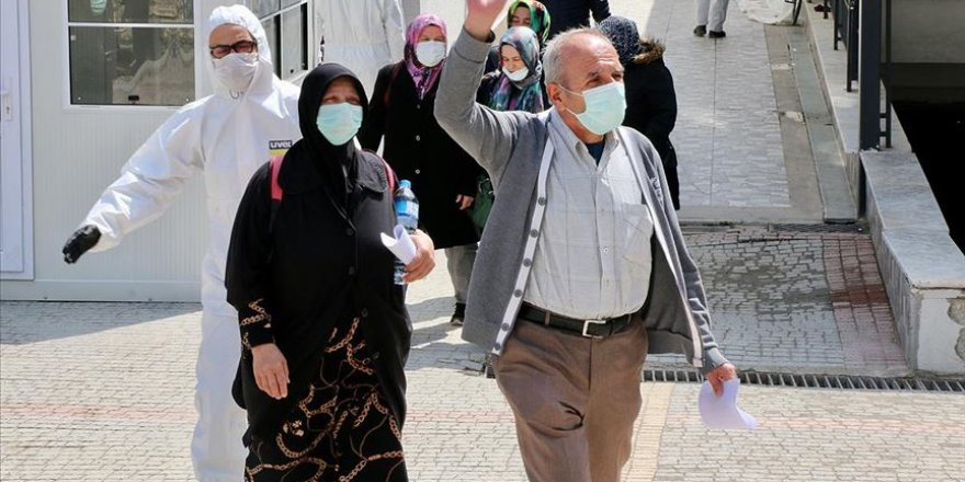 Umre dönüşü karantinaya alınan vatandaşların tahliyesine başlandı
