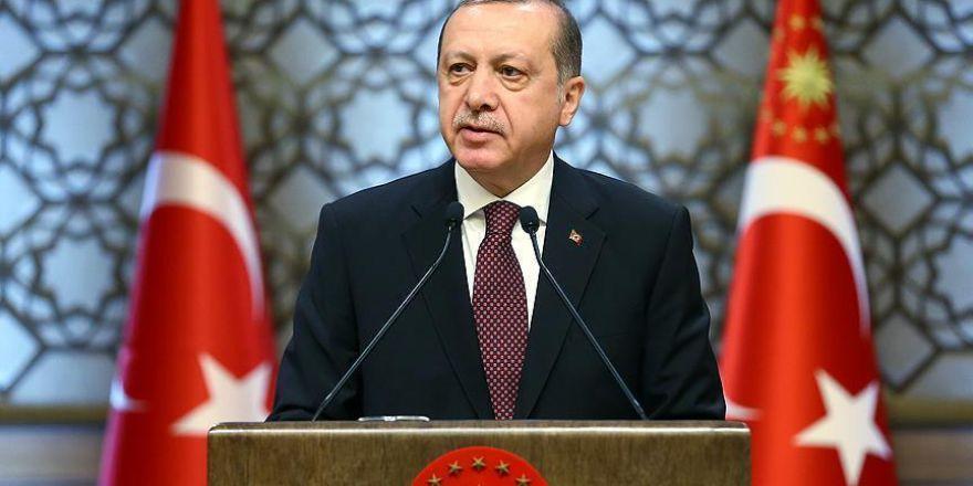 Cumhurbaşkanı Erdoğan: Pek çok sapkın yapı gibi FETO'cular da yollarını kaybetmişlerdir