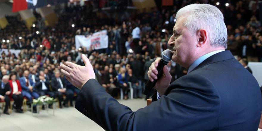 Başbakan Yıldırım: 'Adana Kebabı yiye yiye rejim de bozuldu'