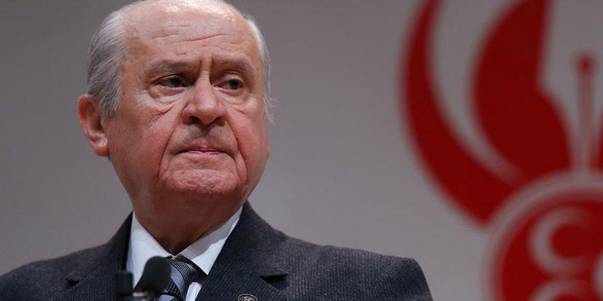 MHP Genel Başkanı Bahçeli: Erdoğan'ı tercih edeceğimizi herkes kafasına sokmalıdır