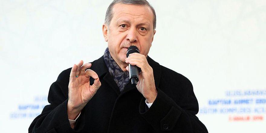 Cumhurbaşkanı Erdoğan: 2023 hedeflerine ulaşabilmemiz için sistemi değiştirmek zorundayız