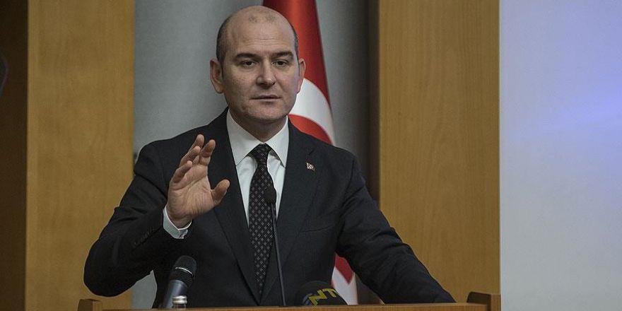 Soylu: CHP hiçbir zaman iktidar olmak gibi bir niyet taşımadı