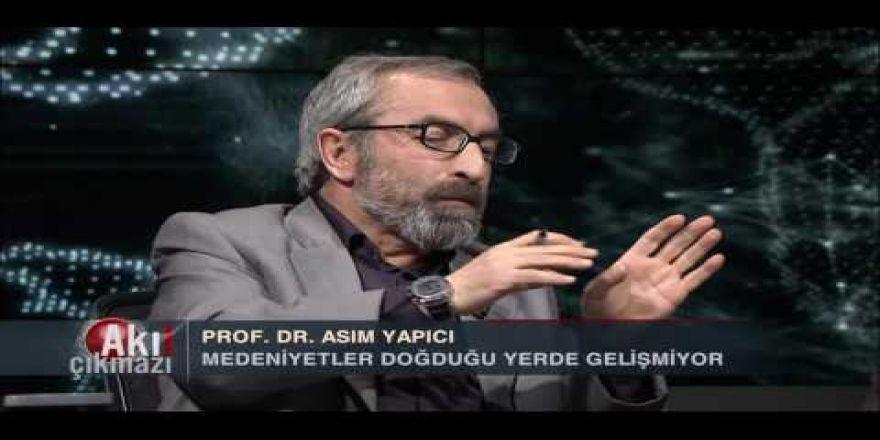 Akıl Çıkmazı'nda Prof. Dr. Asım Yapıcı ve Yrd. Doç. Dr. Çiğdem Gülmez...