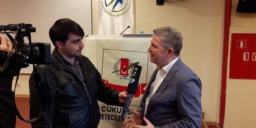 TVA Haber Müdürü Kurtuluş Kılınç, Erdogan Arıkan'la Özel Bir Röportajı