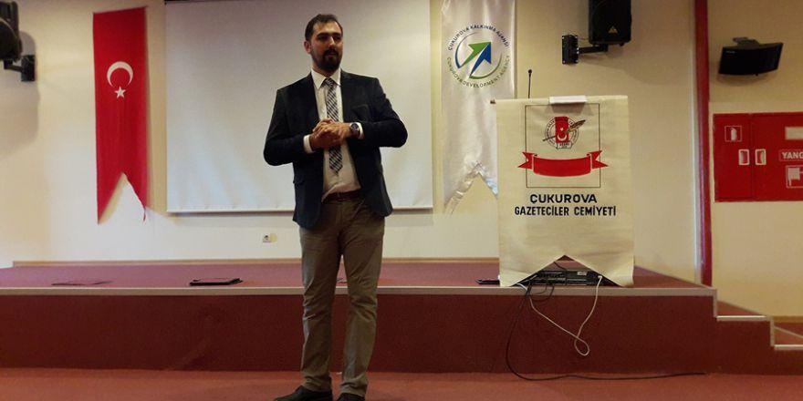 ÇGC'den TV ve Radyo Çalışanlarına Eğitim Semineri..