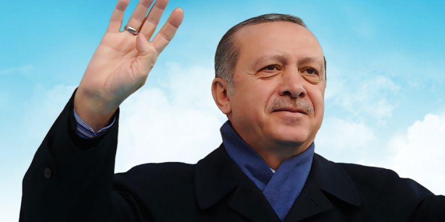 """Belgesel """"Milletin Adamı Erdoğan"""""""